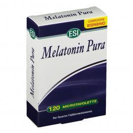 Melatonin Pura® Microtavolette