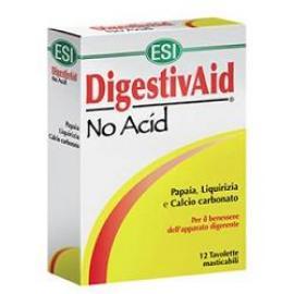 Esi Digestivaid Acid Stop 12 Tavolette