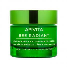 APIVITA Bee Radiant Crema Gel Segni dell`Età e Anti-fatica - Texture Leggera