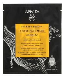 APIVITAEXPRESS BEAUTY Tissue Face Mask Mastic