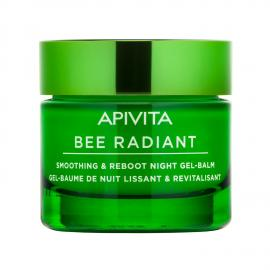 APIVITA Bee Radiant Gel-Balsamo Notte Levigante & Riattivante