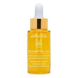 APIVITA Beessentials Oils Balsamo Notte Rinforzante e Nutriente Trattamento Supplementare per la pelle