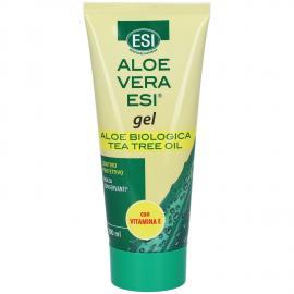 Aloe Vera ESI® Gel Vitamina E e Tea Tree Oil
