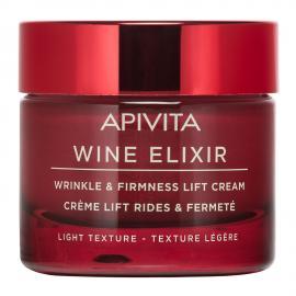 APIVITA Wine ElixirCrema Liftante Rughe & Compattezza Texture Leggera
